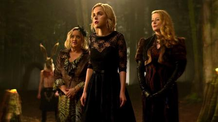 o mundo sombrio de sabrina 2 temporada dublado download utorrent