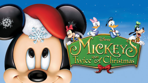 Mickey Mouse Twice Upon A Christmas.Mickey S Magical Christmas Snowed In At The House Of Mouse
