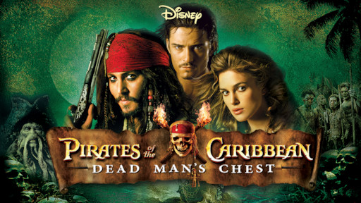 Pirates of the Caribbean: The Curse of the Black Pearl   Netflix