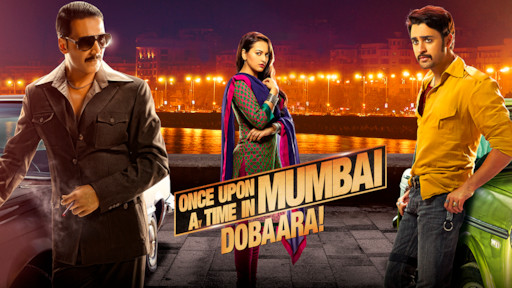 Once Upon a Time in Mumbaai   Netflix