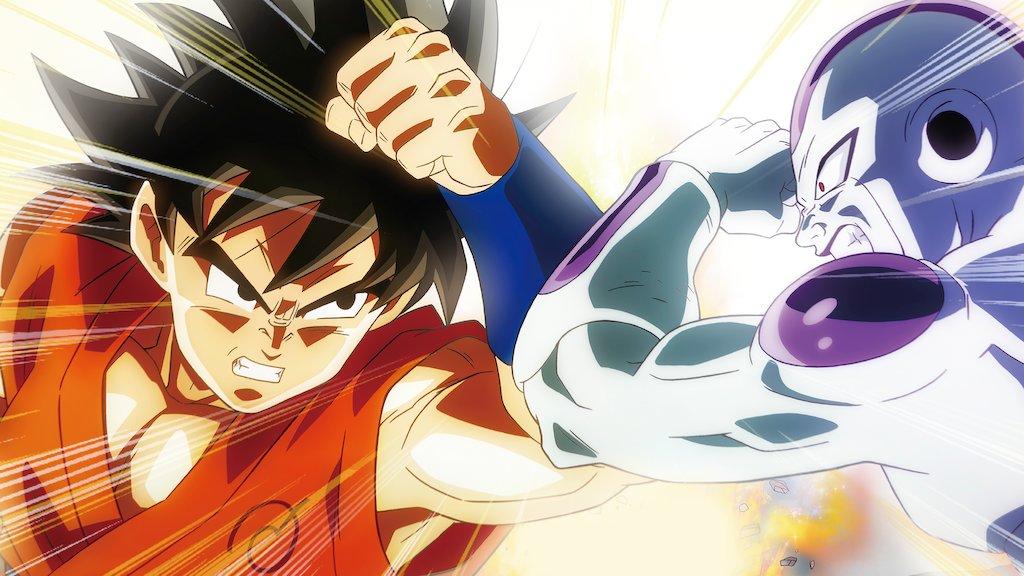 Dragon Ball Z: La resurrección de Freezer | Netflix