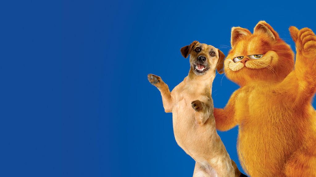 Garfield The Movie Netflix