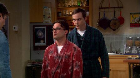 quand faire Penny et Leonard premier crochet