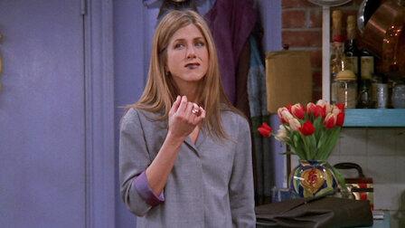 Waarbij Phoebe blij roept dat Rachel Ross zijn lobster is.