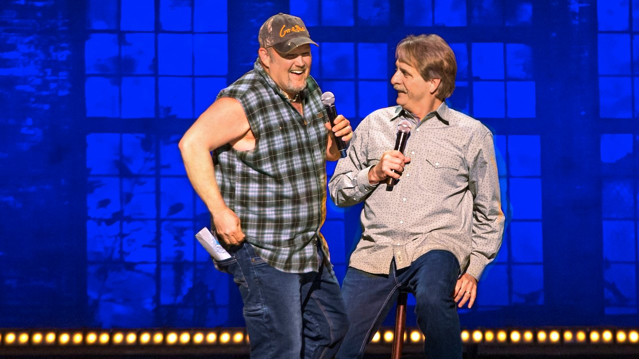 Jeff Foxworthy and Larry the Cable Guy: We've Been Thinking