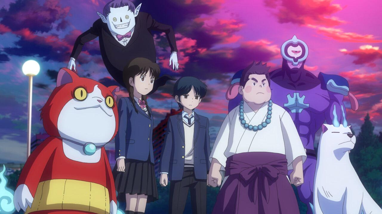 Yo Kai Watch The Movie Shadowside The Return Of The Oni King