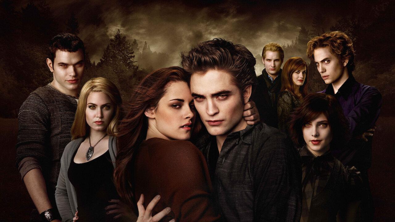 The Twilight Saga New Moon Netflix