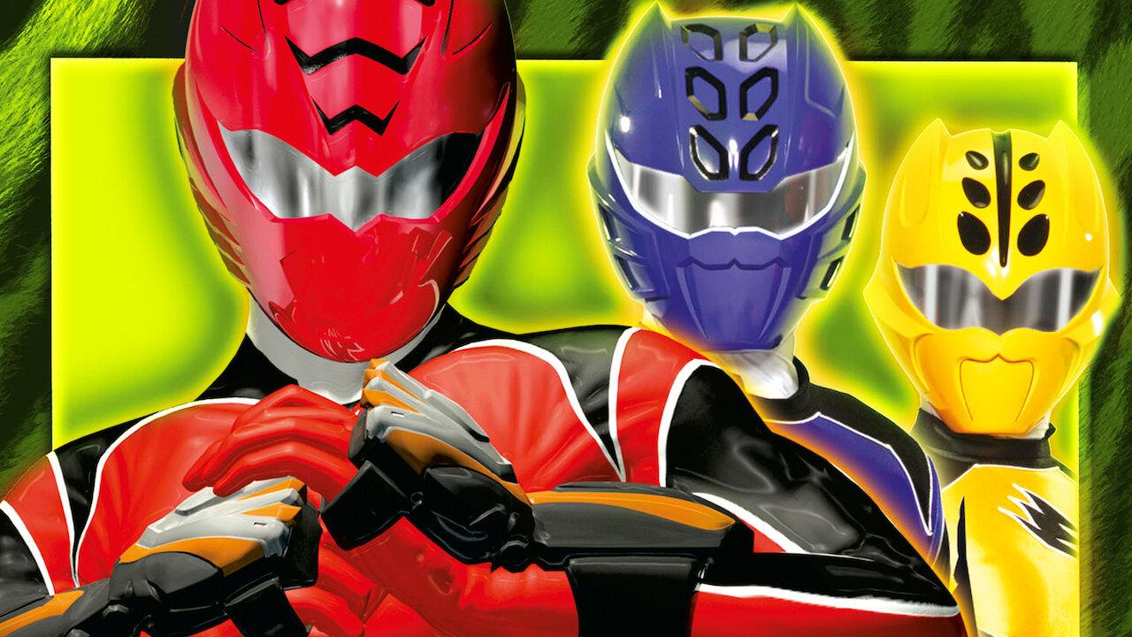 Power Rangers Jungle Fury | Netflix