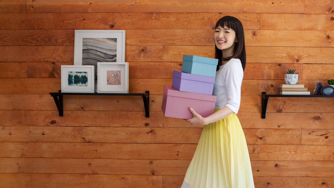 Tidying Up with Marie Kondo | Netflix Official Site
