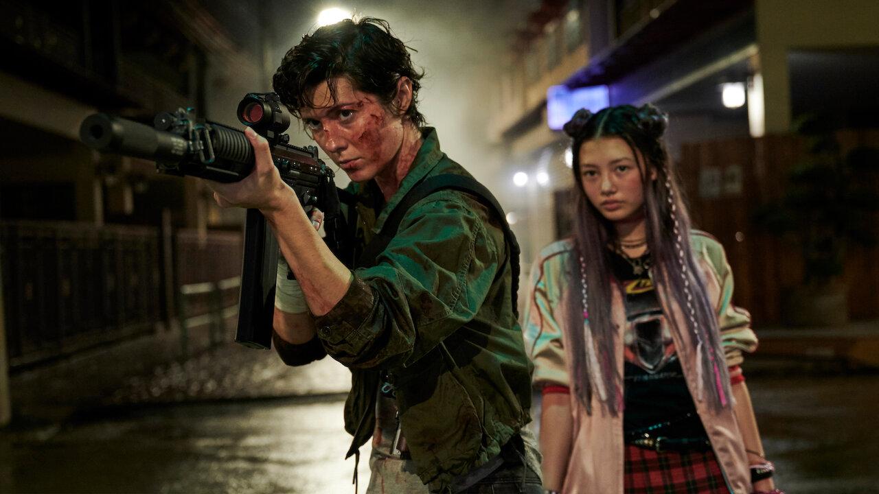 Imagem promocional do filme Kate