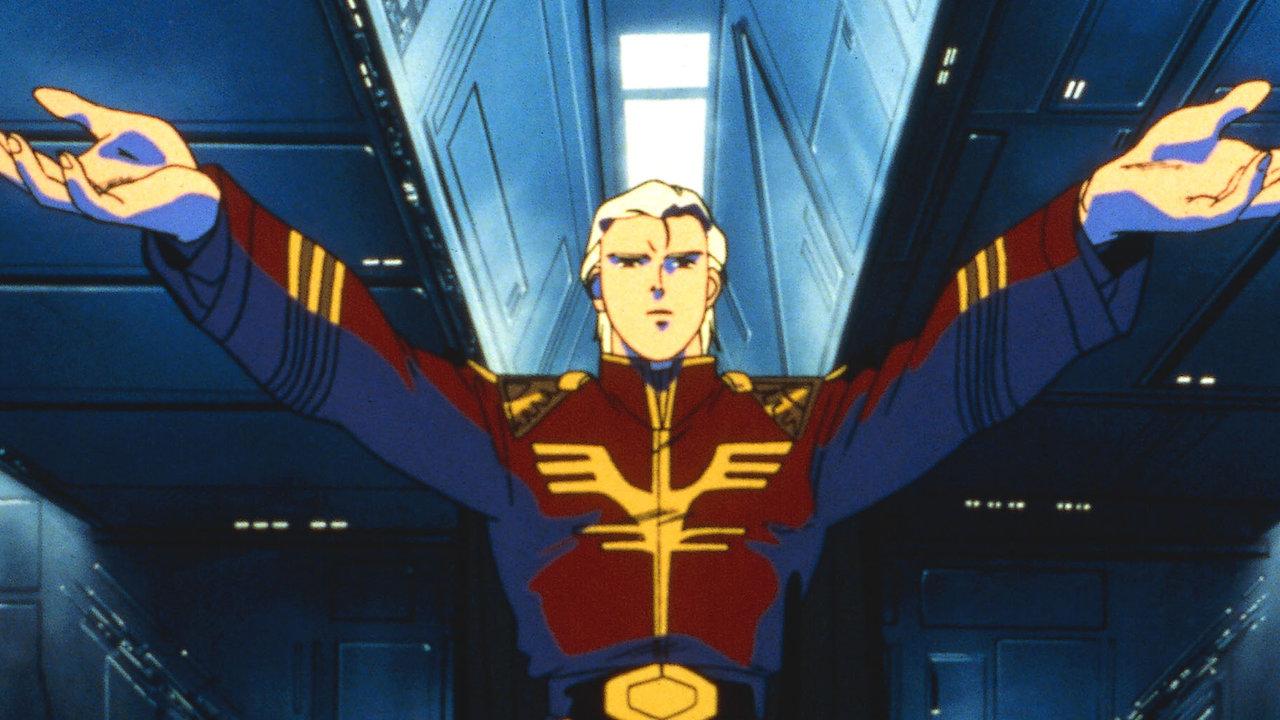 Mobile Suit Gundam Char S Counterattack Netflix