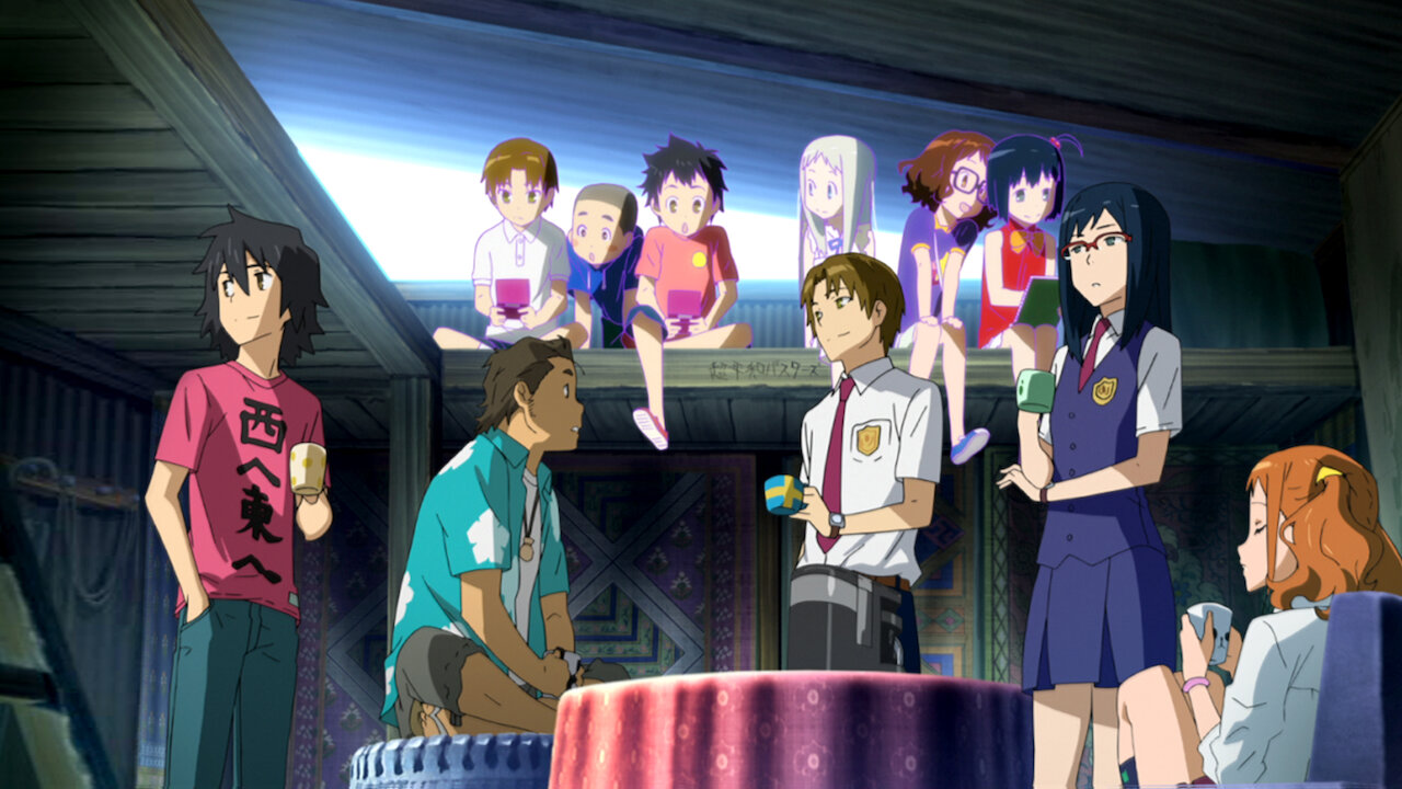 Image result for anohana