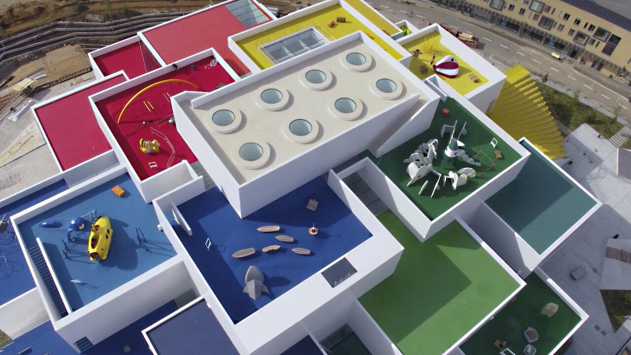 Lego: The Building Blocks of Architecture | Netflix