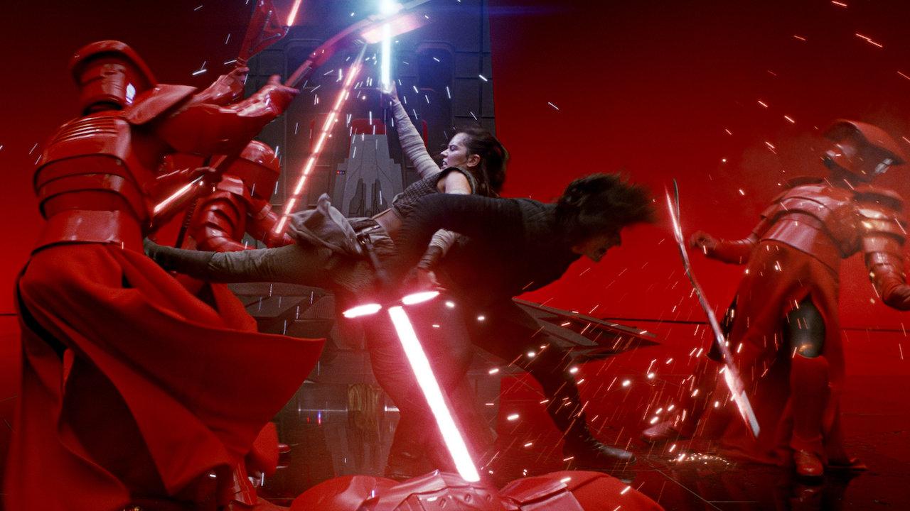 Star Wars: Episode VIII: The Last Jedi   Netflix