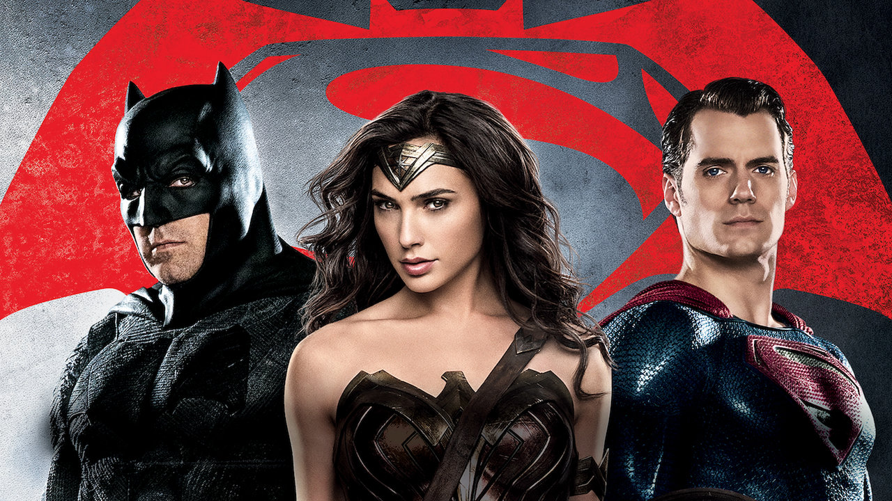 Batman vs Superman: A Origem da Justiça | Netflix
