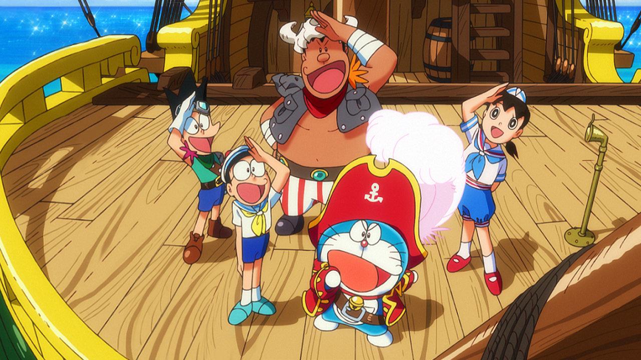 Nobita's Treasure Island