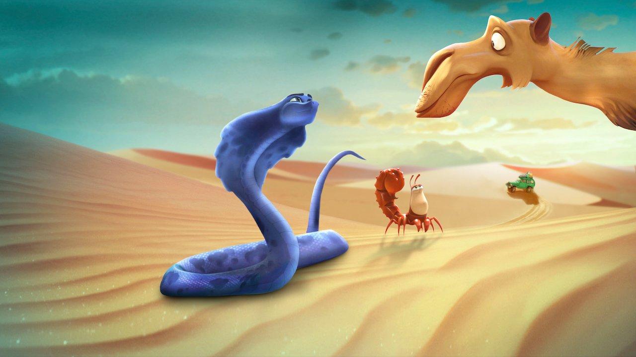Sahara | Netflix Official Site