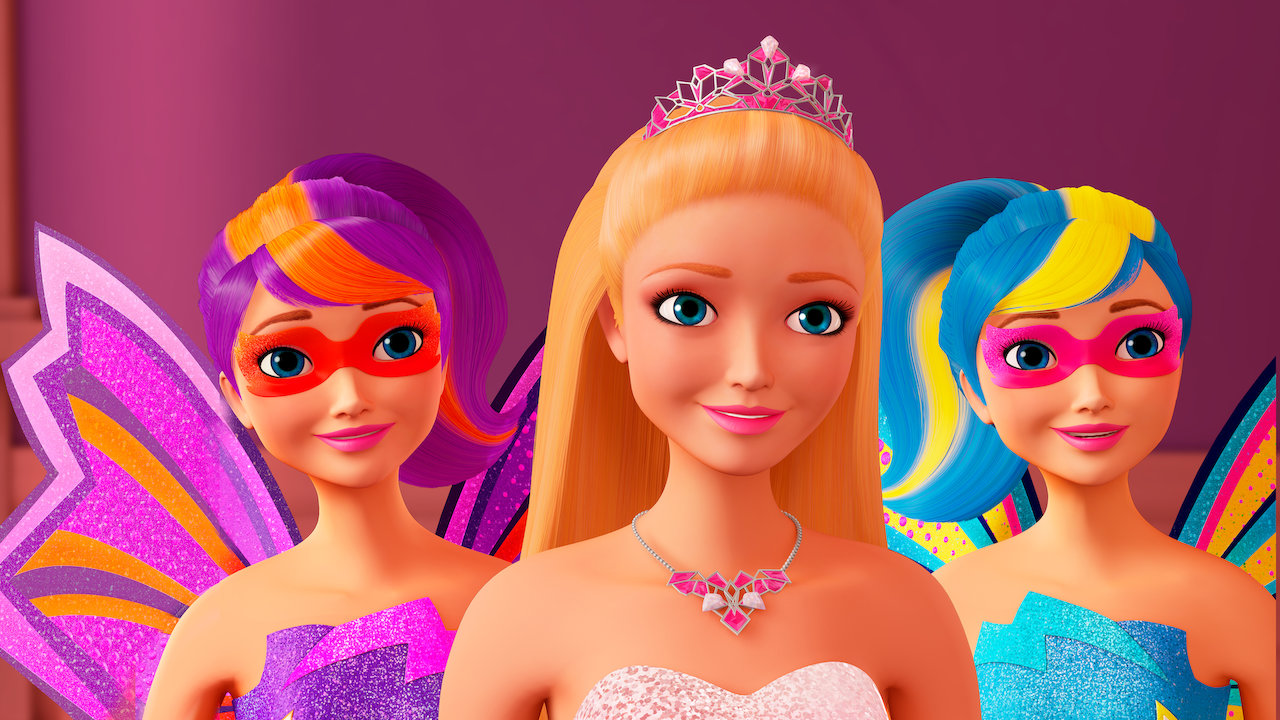 watch barbie in princess power online free