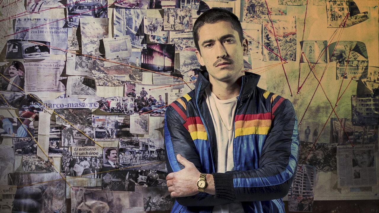 Sobrevivendo A Escobar Alias Jj Site Oficial Netflix