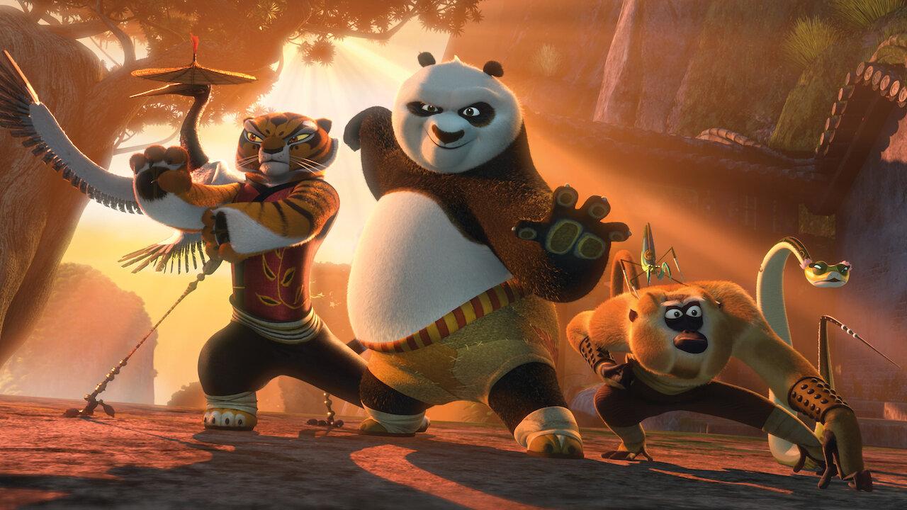 Kung Fu Panda 2 | New Shows on Netflix
