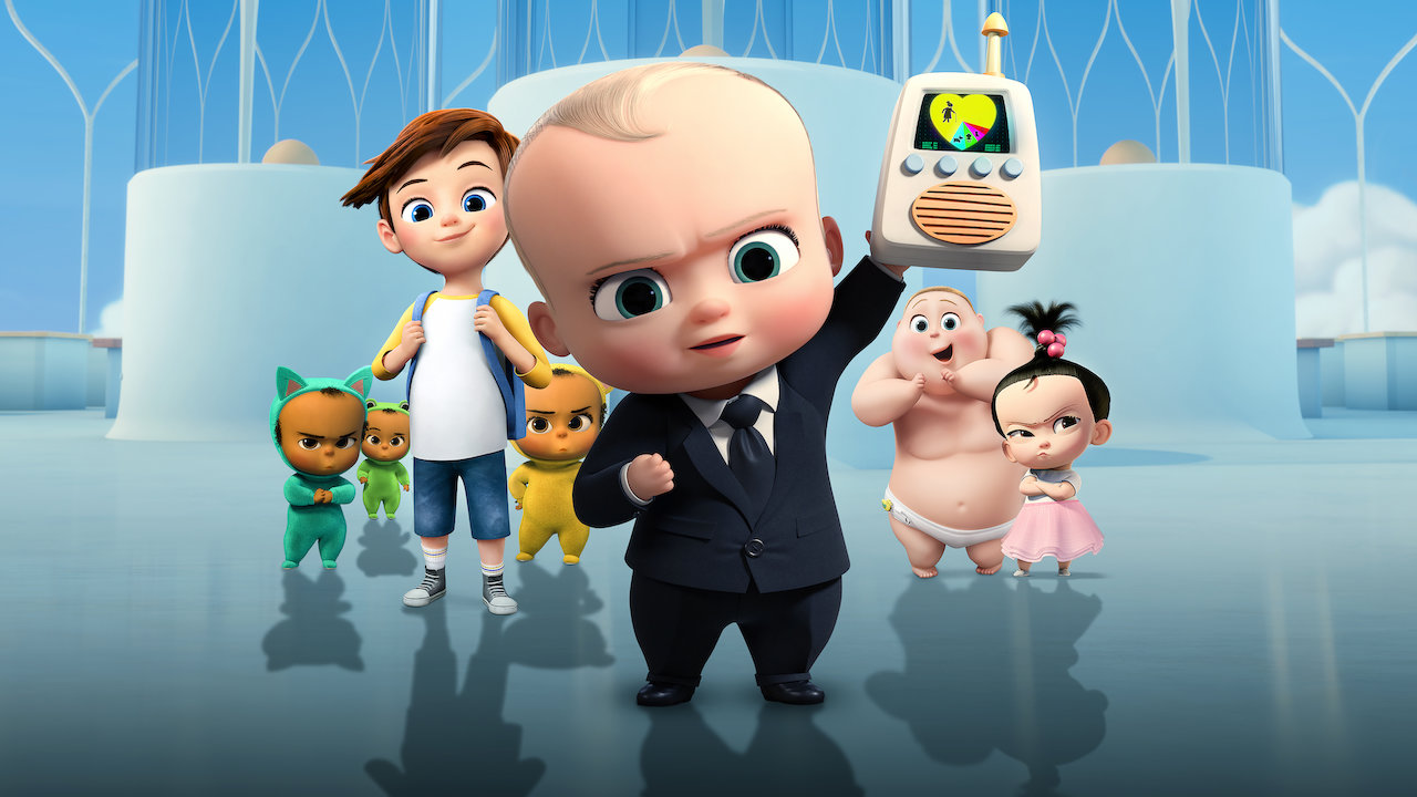 The Boss Baby: Back in Business   Netflix Official Site