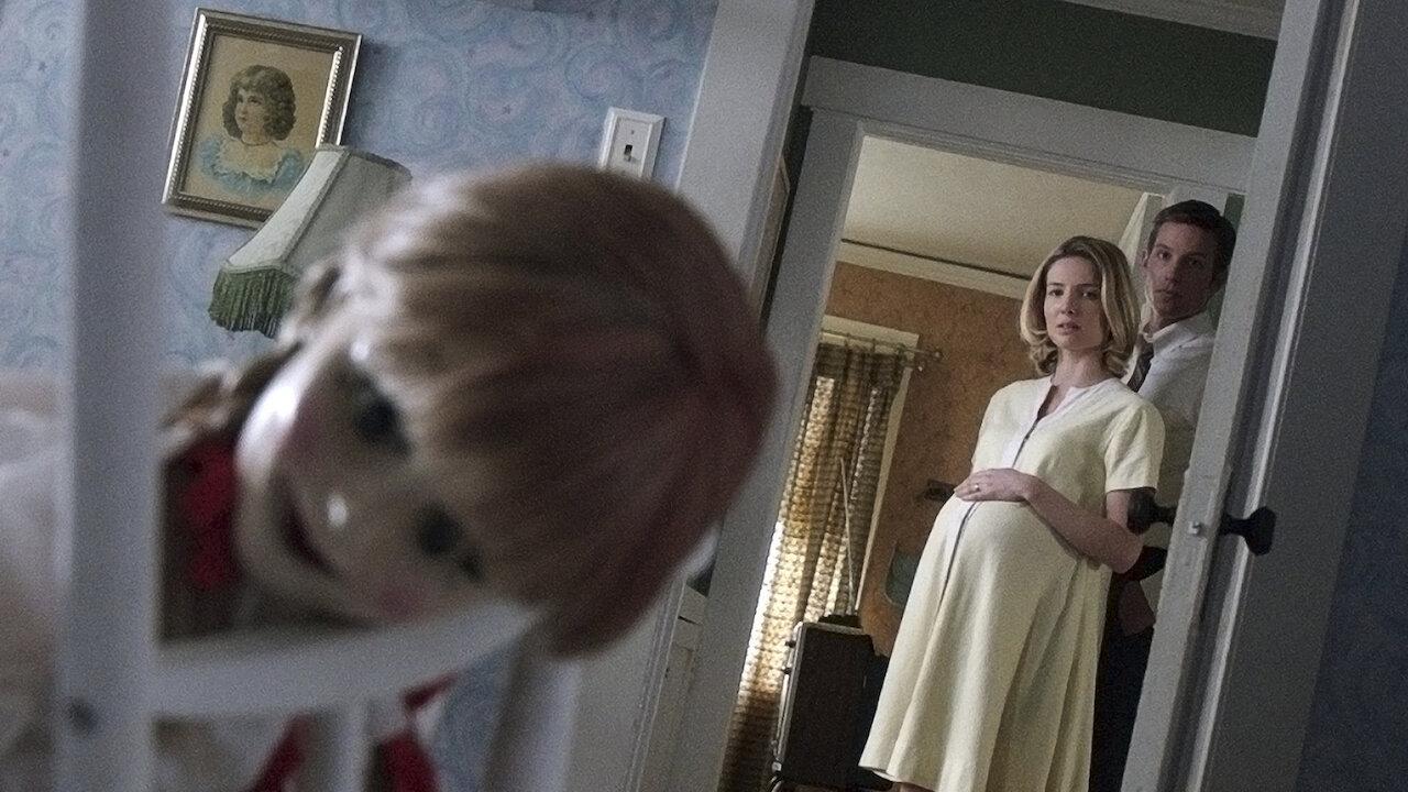 Annabelle Netflix