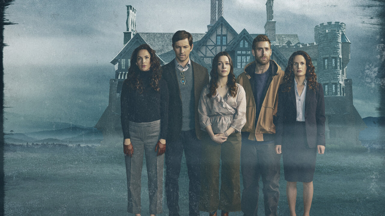 Image result for the haunting of hill house season 1