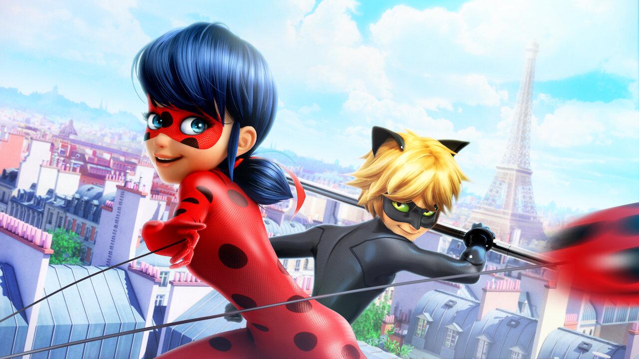 Miraculous – As Aventuras de Ladybug'. Imagem: Netflix/Divulgação