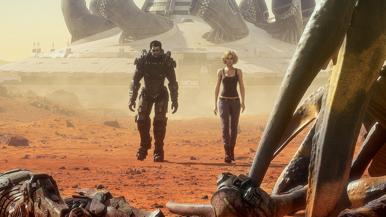 starship troopers traitor of mars online free