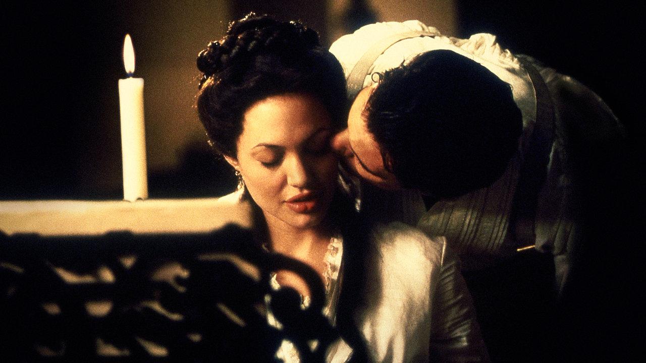 Angelina Jolie Original Sin original sin | netflix