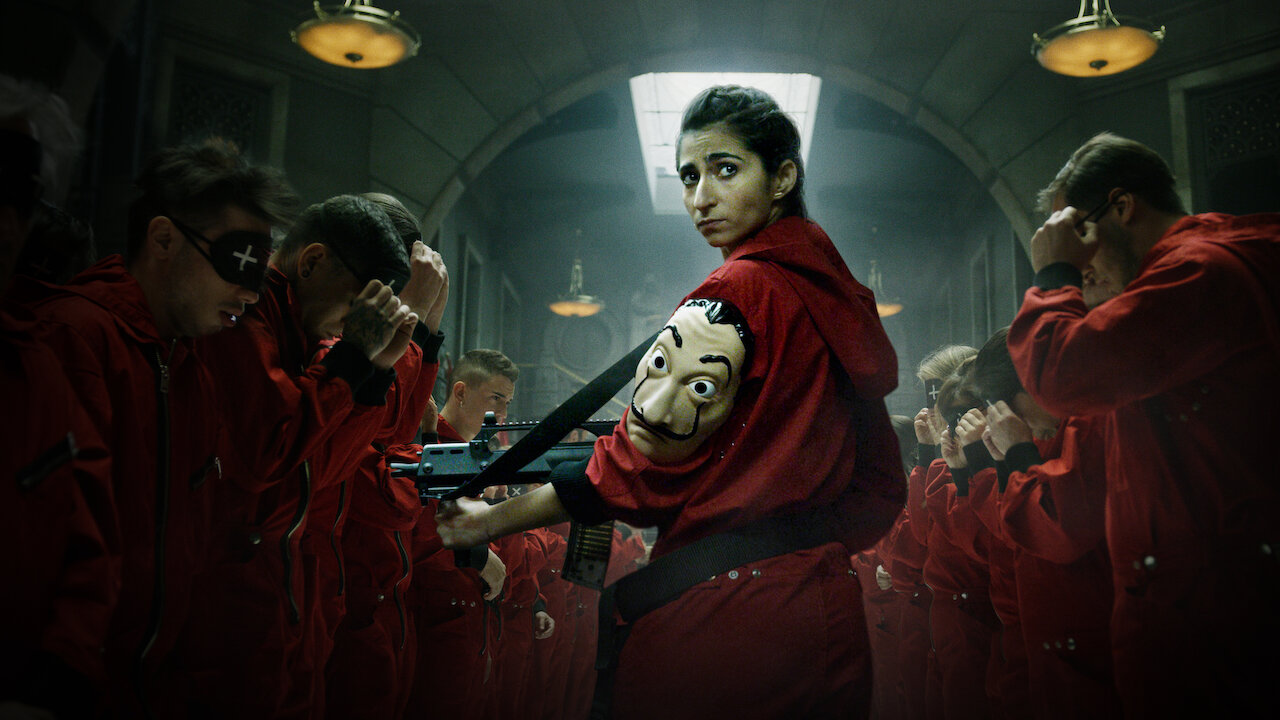 La casa de papel | Netflix Official Site