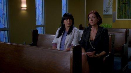 När Callie börja dejta Erica