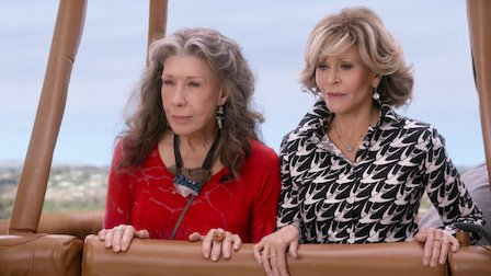 Grace And Frankie Netflix Official Site