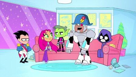 Teen Titans Go! | Netflix