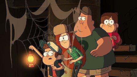 Gravity Falls | Netflix