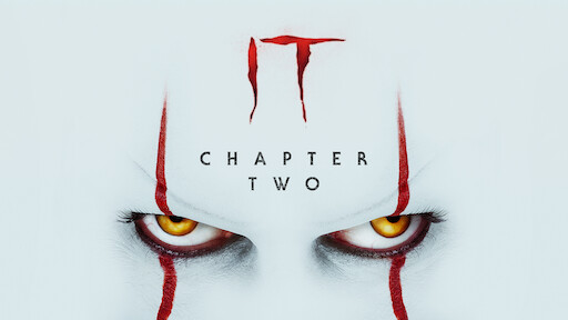 It Chapter Two | horror movies on Netflix