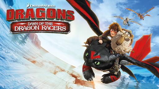Dreamworks How To Train Your Dragon Legends Netflix